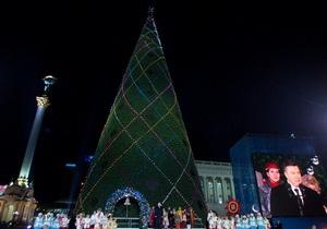 МВД: Новогодние праздники и Рождество в Украине прошли спокойно
