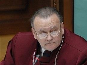 КС: Рада может назначить выборы не только на 17 января