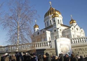Осквернитель икон в храме Христа Спасителя заявил, что действовал с просветительской целью