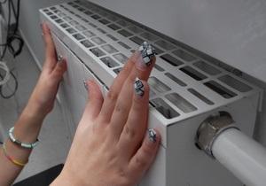 На Лесном массиве в Киеве выключили отопление из-за прорыва теплосети