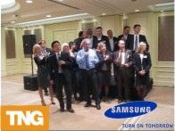 В Киеве прошел семинар  Samsung Semiconductor/TNG customer day 2010 , организованный при поддержке компании TNG.