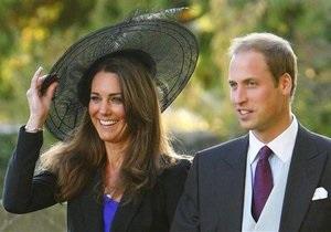 Свадьбу принца Уильяма и Кейт Миддлтон в прямом эфире покажут на YouTube