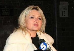 СМИ: Жена Луценко ударила охранника