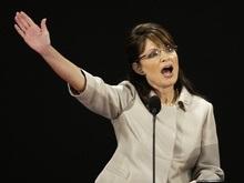 Сара Пэлин призвала принять Грузию и Украину в НАТО