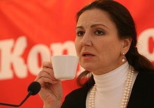 Газовое дело: Богословская уверена, что Тимошенко признают виновной