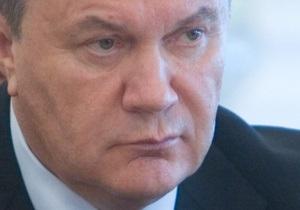 Янукович: Власть признает замечания по выборам