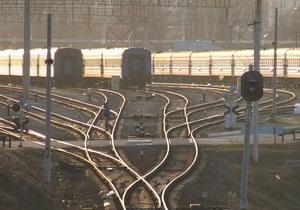 Россиянин пытался попасть в Украину, спрятавшись в грузовом поезде