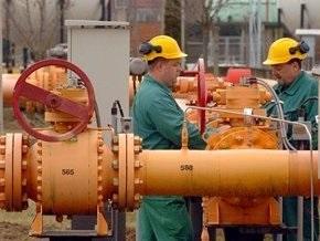 Из-за газового спора между Россией и Украиной в Европе выросли цены на топливо