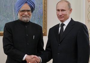 Премьер Индии пожелал Путину успехов на президентских выборах