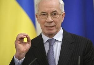 Премьер отмечает риски увеличения инфляции в Украине