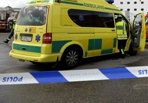 В Швеции в резиденции премьер-министра охранник покончил с собой