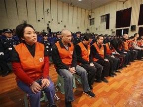 Китайский суд приговорил  крестную мать  преступного мира к 18 годам тюрьмы