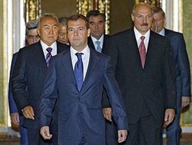 Украина не намерена вступать в таможенный союз России, Беларуси и Казахстана - Акимова