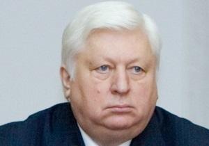 Генпрокурор отреагировал на письмо Луценко об отказе от принудительного кормления