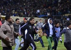 Генпрокуратура Египта проводит расследование футбольных беспорядков