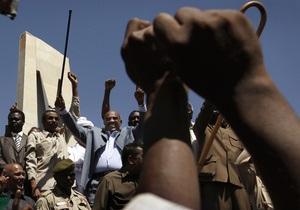 Повстанцы из Дарфура не признают результатов выборов в Судане