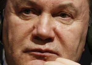 Янукович пригрозил налоговикам: Хочу предупредить тех, у кого плохо с органами слуха или зрения