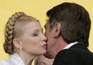 Тимошенко о союзе с Ющенко: После 2005-го нужно было сделать выводы и больше никогда не общаться
