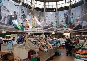 Завтра PinchukArtCentre проведет встречу с художниками на Бессарабском рынке