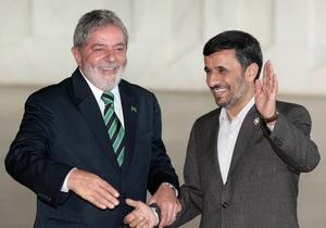 Президент Бразилии: Не надо загонять Иран в угол
