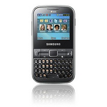 Мобильный телефон Samsung Ch@t 322 сочетает поддержку двух SIM-карт и встроенную QWERTY-клавиатуру