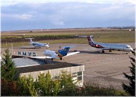 Сумской аэропорт передали в аренду британской компании
