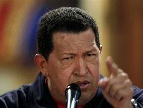 Чавес призвал жителей Венесуэлы ходить в туалет с фонариком