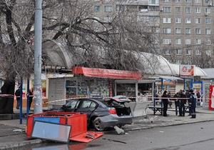Суд продлил арест фигурантов ДТП в Днепропетровске, в котором погибли пять человек