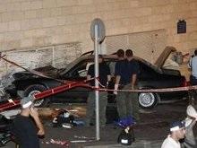 В центре Иерусалима автомобиль сбил 19 человек