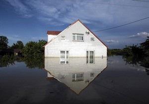 Украина выделила Польше 5 млн гривен на борьбу с наводнением