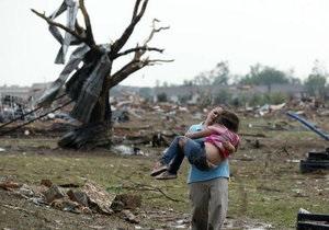 Торнадо: закономерность и непредсказуемость - Би-би-си