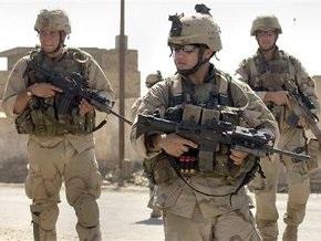 Войска США передали Ираку контроль над очередной провинцией
