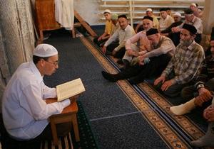 В Киеве откроют меджлис крымских татар