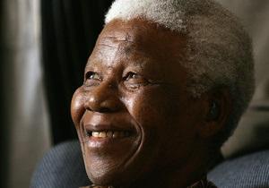 Манделе стало лучше - президент