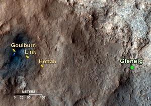 Марсианская весна оказалась неожиданно теплой