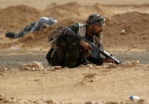 Бои на западе Ливии: Каддафи отправил к Завии воинское подкрепление