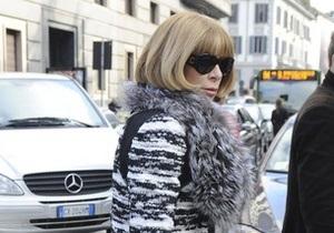 Дизайнеры объявили войну самой влиятельной женщине в моде