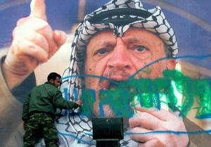 Палестинцы держат процесс эксгумации останков Арафата в строжайшей секретности