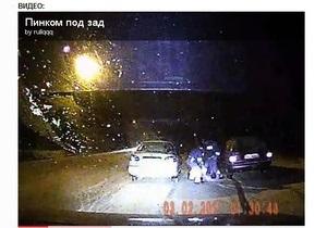 Дорожный контроль: В Киеве сотрудники ГАИ избили водителя