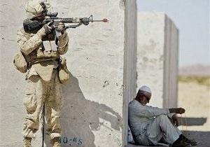 В Афганистане американского солдата обвинили в убийстве заключенного талиба