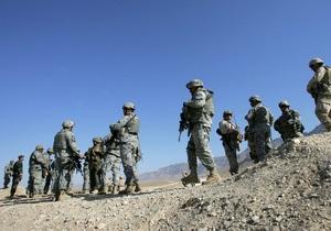 Войска США покидают одно из самых опасных мест в Афганистане