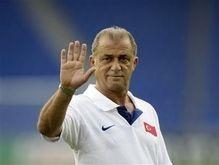 Тренер сборной Турции объявил об отставке