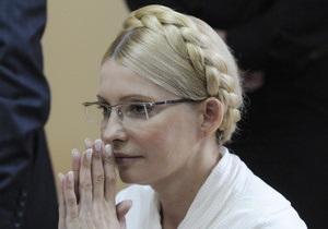 Тимошенко удалена из зала заседаний