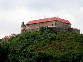 СМИ: Балога отказался от аренды замка Паланок