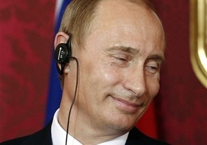 Путин номинирован на рэперскую премию