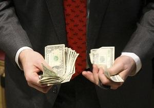 МВД: В 2009 году объем взяток в Украине составил 35 млн грн