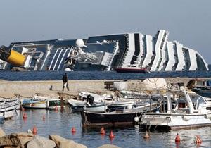 Суд выпустил капитана затонувшего Costa Concordia из-под домашнего ареста