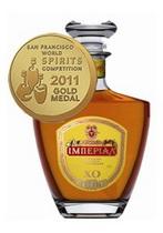 Коньяк  Империал  награжден золотой медалю на международном конкурсе World Spirits Competition 2011 в Сан-Франциско