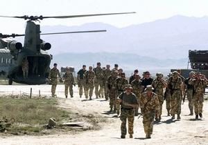 Британия выведет из Афганистана 4 тыс. солдат в 2013 году