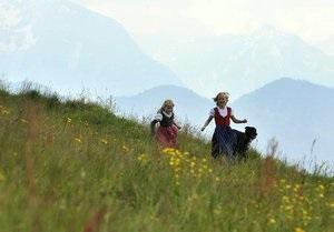В праздничные дни в Украине сохранится теплая и солнечная погода